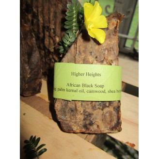 African Black Soap(Ghanian)